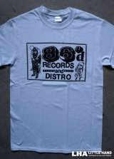LHA 【LITTLE HAND】 ORIGINAL Tシャツ 86'd records NY