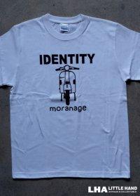 LHA 【LITTLE HAND】 ORIGINAL Tシャツ IDENTITY