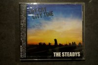 THE STEADYS / CRY CRY CITY TIME  2nd CD