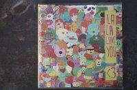 LA LA LOVE YOU / < 3 CD
