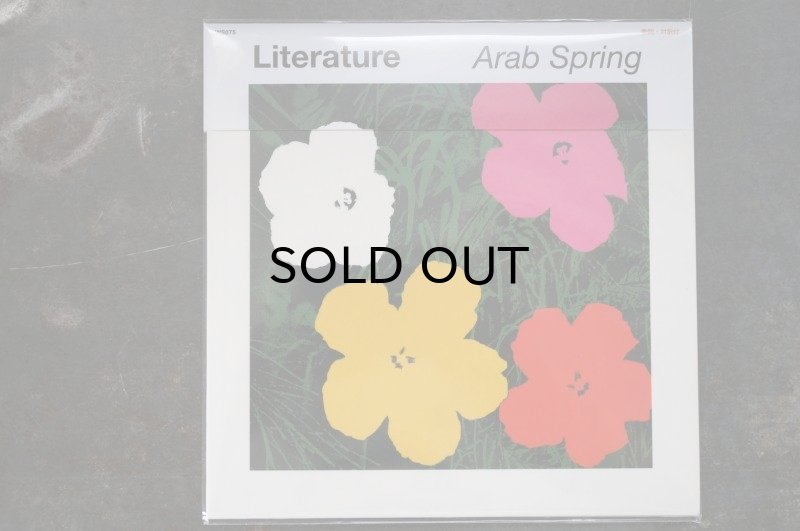 画像1: Literature / Arab Spring CD