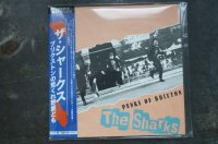 THE SHARKS   / PUNKS OF BRIXTON CD