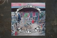 GHOST MICE & RAMSHACKLE GLORY / SHELTER   Split CD