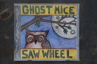 GHOST MICE & SAW WHEEL /  Split  CD