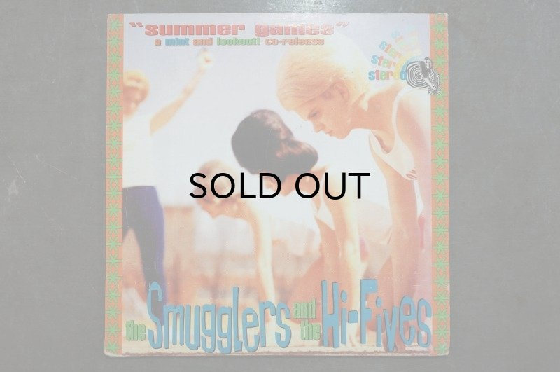 画像1: Smugglers / Hi-Fives  / Summer Games Split  CD (USED)