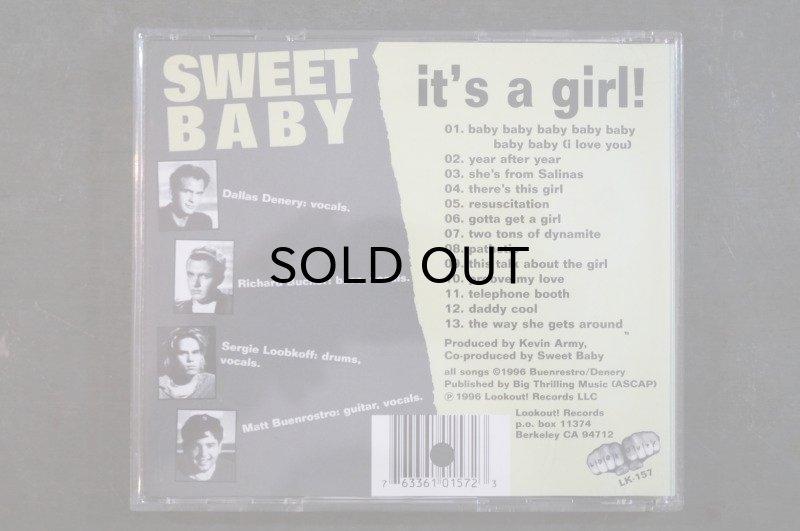 画像2: SWEET BABY /  IT'S A GIRL!  CD (USED)