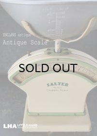 ENGLAND antique イギリスアンティーク SALTER SCALE スケール no.30 はかり 1940-50's