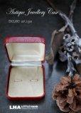 画像1: ENGLAND antique イギリスアンティーク ジュエリーケース ジュエリーボックス アクセサリー 1940-60's (1)