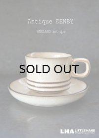 ENGLAND antique イギリスアンティーク DENBY 【Sahara】 デンビー カップ&ソーサー ヴィンテージ カップ 1970-80's