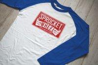 SPROCKET WHEEL ラグラン 長袖 Tシャツ (オフィシャル)
