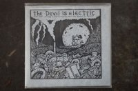 The Devil Is Electric   / I've Never Trusted A Revolutionary That Was Afraid To Dance   CD (USED)