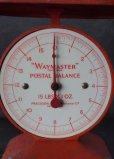 画像2: ENGLAND antique イギリスアンティーク WAYMASTER POSTAL BALANCE SCALES ポスタルバランス スケール 1957's ウェイマスター はかり (2)