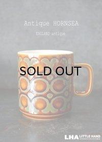 ENGLAND antique HORNSEA 【BRONTE】 MUG CUP イギリスアンティーク ホーンジー ブロンテ マグカップ マグ ヴィンテージ 1974's