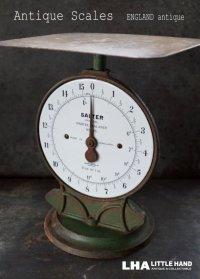 ENGLAND antique イギリスアンティーク SALTER POSTAL SCALE ポスタルスケール no.25 はかり 1920's