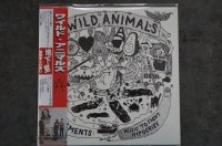 WILD ANIMALS / BASEMENTS: MUSIC TO FIGHT HYPOCRISY   CD