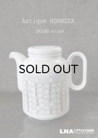 ENGLAND antique HORNSEA 【Charisma】イギリスアンティーク ホーンジー カリスマ ティーポット・コーヒーポット 1970-80's ヴィンテージ
