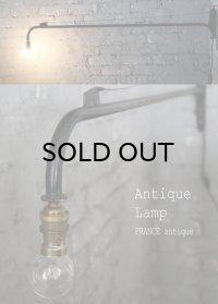 FRANCE antique Lamp フランスアンティーク ウォールランプ 112.5cm ポテンス ヴィンテージ 1950-60's