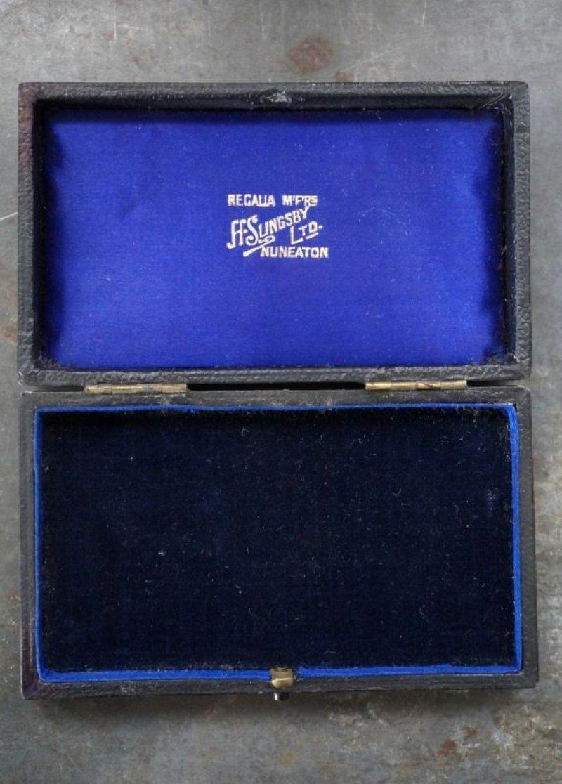 画像2: ENGLAND antique イギリスアンティーク ジュエリーケース ジュエリーボックス アクセサリー 1890-1930's