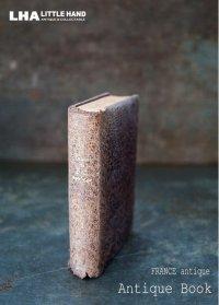FRANCE antique フランス アンティーク ブック book とても小さな 聖書 古書 洋書 本 1904's