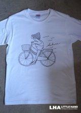 Sakura Tシャツ Bicycle