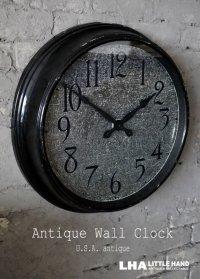 U.S.A. antique INTERNATIONAL wall clock アンティーク 掛け時計 ヴィンテージ スクールクロック 49.5cm インダストリアル 1935's