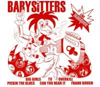 THE BABYSITTERS /  Live At The Marquee Club 1986   CD