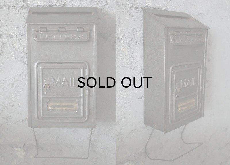 画像2: U.S.A. antique MAIL BOX アメリカアンティーク 【CORBIN】 メールボックス ポスト 鍵付き 郵便受け ヴィンテージ ポスト 1920-40's
