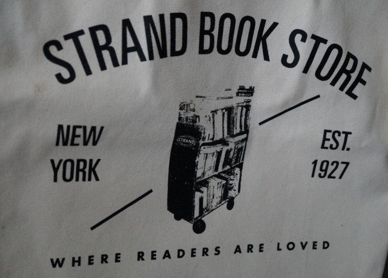 画像4: 【アメリカ直輸入・日本未発売】NY【STRAND BOOK STORE】TOTE BAG ストランドブックストア トートバッグ