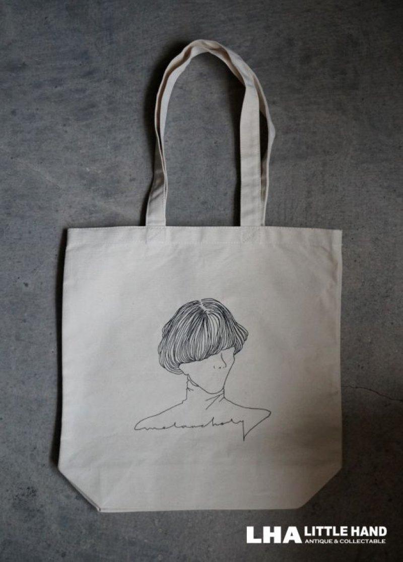 画像1: Hiyori Yamaguchi トートバッグ