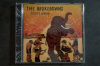 THE BROKEDOWNS / SPECIES BENDER   CD (USED)