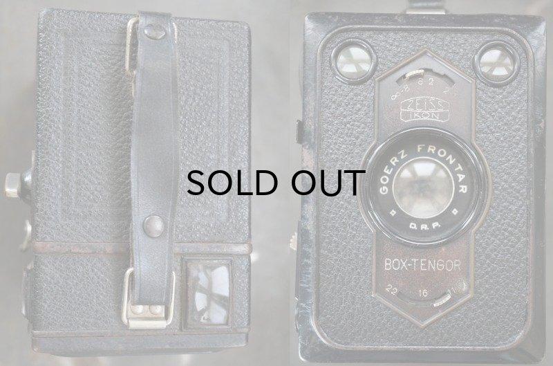 画像5: ENGLAND antique イギリスアンティーク BOX-TENGOR ボックスカメラ ヴィンテージ 1940-50's