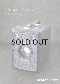 ENGLAND antique イギリスアンティーク BOX-TENGOR ボックスカメラ ヴィンテージ 1940-50's