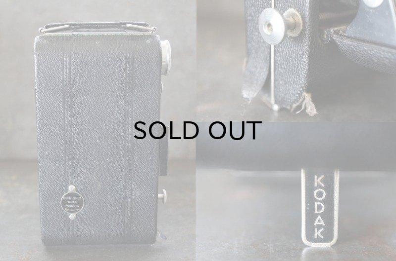 画像4: ENGLAND antique イギリスアンティーク KODAK コダック FOLDING CAMERA フォールディング カメラ 蛇腹式 ヴィンテージ 1950-60's