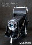 画像1: U.S.A. antique  アメリカアンティーク  FOLDING CAMERA フォールディング カメラ 蛇腹式 ヴィンテージ 1940-50's (1)