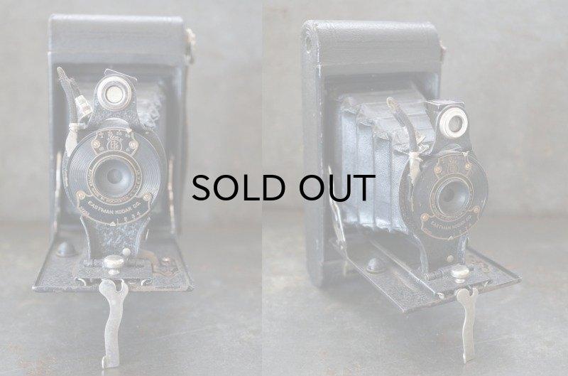 画像2: U.S.A. antique  アメリカアンティーク  KODAK FOLDING CAMERA コダック フォールディング カメラ 蛇腹式 ヴィンテージ 1920-40's