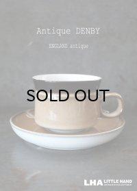ENGLAND antique イギリスアンティーク DENBY 【Country Cuisine】 デンビー カップ&ソーサー ヴィンテージ コーヒーカップ 1970-80's