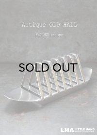 ENGLAND antique OLD HALL イギリスアンティーク オールドホール トーストラック トーストスタンド ヴィンテージ 1950-60's
