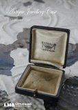画像1: ENGLAND antique イギリスアンティーク ジュエリーケース ジュエリーボックス アクセサリー 1890-1930's (1)