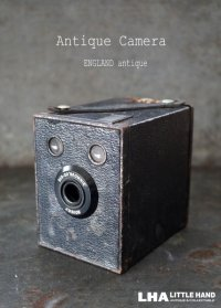 ENGLAND antique イギリスアンティーク KODAK ボックスカメラ ヴィンテージ 1940-50's