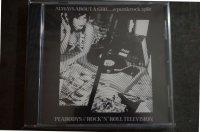 PEABODYS, ROCK'N'ROLL TELEVISION /split CD