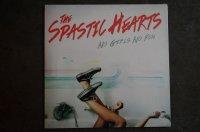 SPASTIC HEARTS / No Girls No Fun  CD