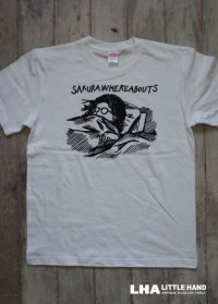 Sakura Tシャツ WHEREABOUTS
