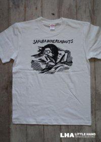 Sakura Tシャツ WHEREABOUTS