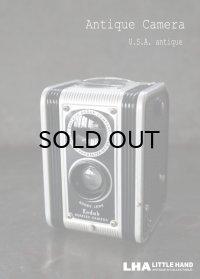U.S.A. antique アメリカアンティーク KODAK DUAFLEX コダック 二眼レフカメラ ヴィンテージ 1950's