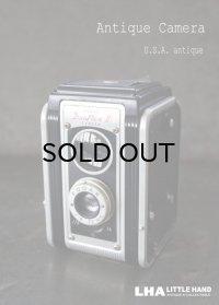 U.S.A. antique アメリカアンティーク KODAK DUAFLEX II コダック 二眼レフカメラ ヴィンテージ 1950's