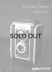 ENGLAND antique イギリスアンティーク KODAK DUAFLEX III コダック 二眼レフカメラ ヴィンテージ 1950's