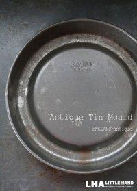ENGLAND antique イギリスアンティーク Skyline  ベーキングティンモールド ヴィンテージ 焼き型 菓子型 ケーキ 1930-50's