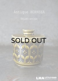 ENGLAND antique HORNSEA 【HEIRLOOM】 イギリスアンティーク ホーンジー エアルーム  レイクランドグリーン シュガーボウル 1970's ヴィンテージ カップ