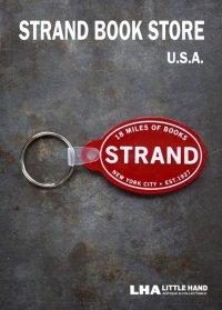 【アメリカ直輸入・日本未発売】NY【STRAND BOOK STORE】KEYCHAIN  ストランドブックストア キーチェーン キーホルダー