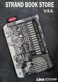 【再入荷】【アメリカ直輸入・日本未発売】NY【STRAND BOOK STORE】POUCH ストランドブックストア ポーチ